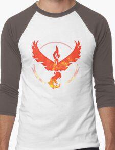 Team Valor | Pokemon GO Men's Baseball ¾ T-Shirt