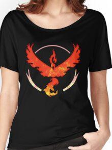 Team Valor | Pokemon GO Women's Relaxed Fit T-Shirt