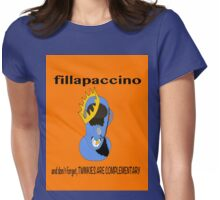 Fillapaccino Womens Fitted T-Shirt