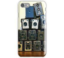 Camera Stack iPhone Case/Skin