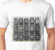 TLR Cameras Unisex T-Shirt