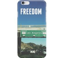 Free Dom iPhone Case/Skin