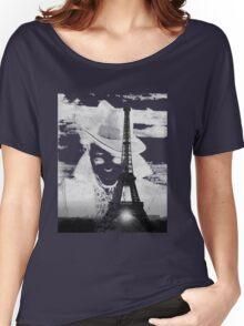 Sherlock black white 00001 Women's Relaxed Fit T-Shirt
