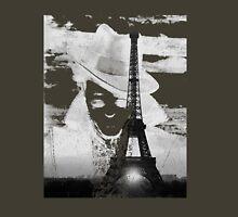 Sherlock black white 00001 Unisex T-Shirt