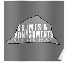 sherlock's Hat Poster