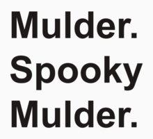007 Mulder by danadumaurier
