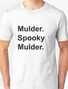 007 Mulder T-Shirt
