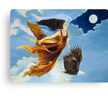 That Night in Heaven Canvas Print