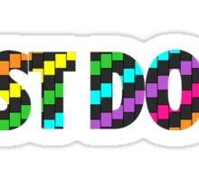 Nike-Just Do It  Sticker