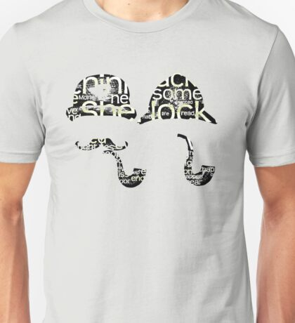 Sherlock twins? Unisex T-Shirt