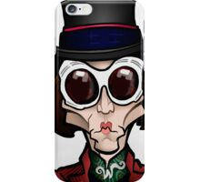 Willy iPhone Case/Skin