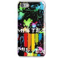 Mistex IPhone Paint Splatter  iPhone Case/Skin