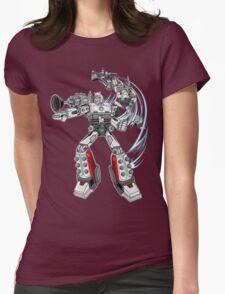 Dalektron Womens Fitted T-Shirt