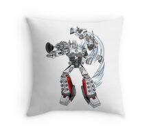 Dalektron Throw Pillow
