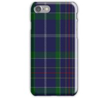 02133 World Youth Congress Tartan  iPhone Case/Skin
