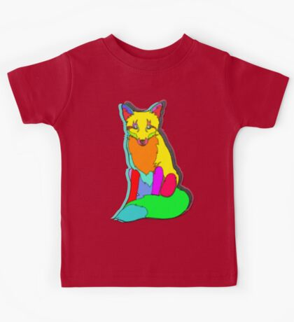 FOX PIXEL Kids Tee