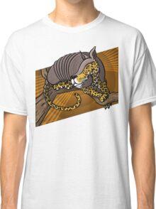 Mutant Zoo - Jaguarmadillo Classic T-Shirt