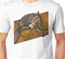 Mutant Zoo - Jaguarmadillo Unisex T-Shirt