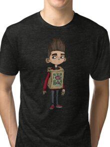 ParaBoxBoy Tri-blend T-Shirt