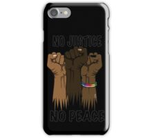 Stand together or we ALL fall iPhone Case/Skin