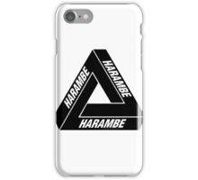 harambe i love you iPhone Case/Skin