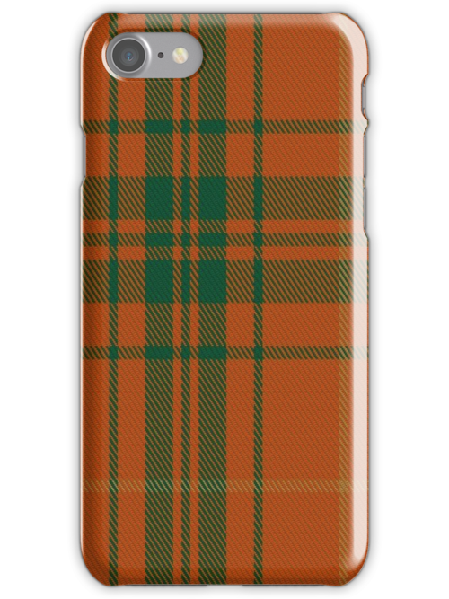 02119 Wolfe Clan/Family Tartan  by Detnecs2013