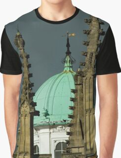 Green Dome Graphic T-Shirt