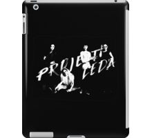 Project leda iPad Case/Skin