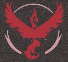 Team Valor Logo (Pokémon GO) by alecandstuff