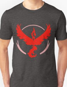 Team Valor Logo (Pokémon GO) Unisex T-Shirt
