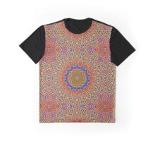 Abstract fractal kaleidoscopic Graphic T-Shirt