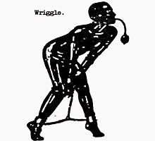 Wriggle - Clipping Unisex T-Shirt