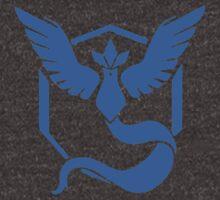 Team Mystic Logo (Pokémon GO) by alecandstuff