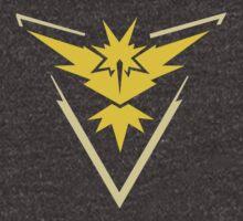 Team Instinct Logo (Pokémon GO) by alecandstuff