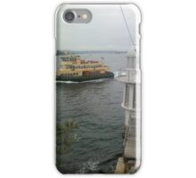 02 Cremorne Point Lighthouse iPhone Case/Skin