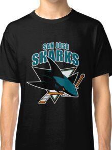 San Jose Sharks Classic T-Shirt