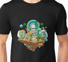 Monster Land Unisex T-Shirt