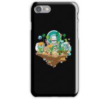 Monster Land iPhone Case/Skin