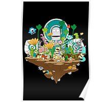 Monster Land Poster