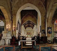 Cottingham-St. Mary's Church by jasminewang