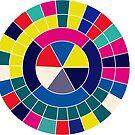 Colour Wheel by RetroPops