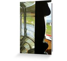 05 Flagstaff Hill Leading Lights Greeting Card