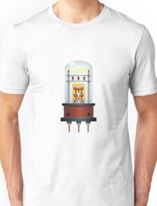 It's a TUBE world Unisex T-Shirt