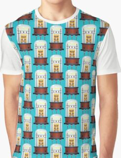 It's a TUBE world Graphic T-Shirt