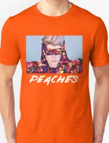 peaches music singer Unisex T-Shirt