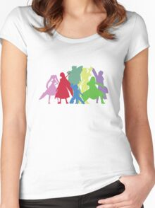 Night Raid Women's Fitted Scoop T-Shirt