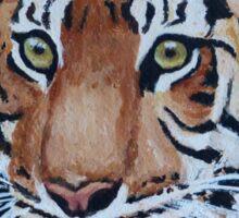 Forest Tiger Sticker