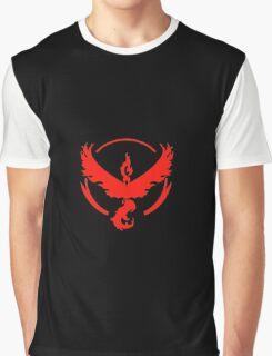 Team Valor (Pokemon Go) Graphic T-Shirt