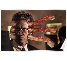 Kevin Bacon Bacon Monster Poster