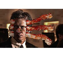 Kevin Bacon Bacon Monster Photographic Print